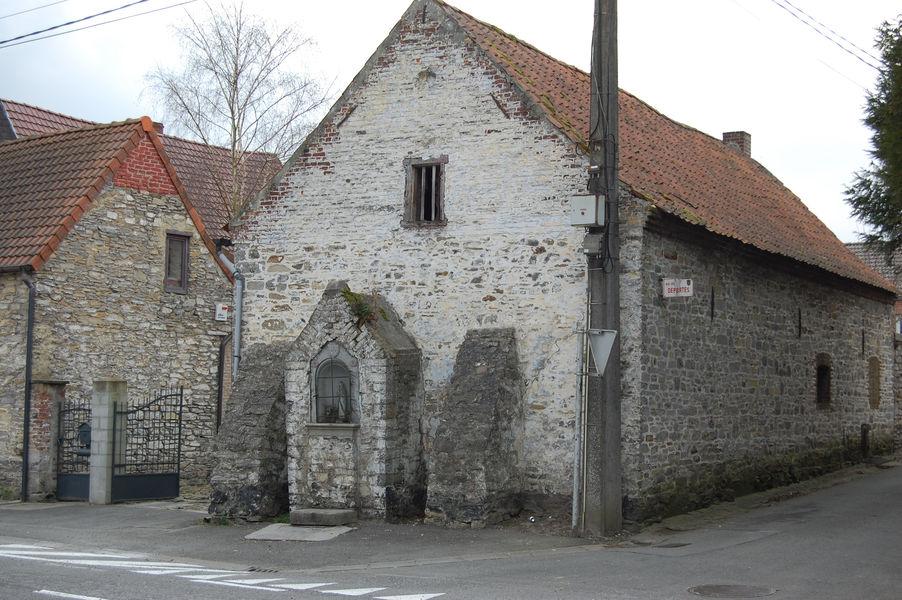 Inventaire du patrimoine culturel immobilier for Jardinier brabant wallon